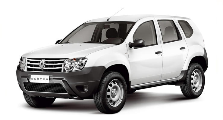Renault обещает сделать новый Duster семиместным