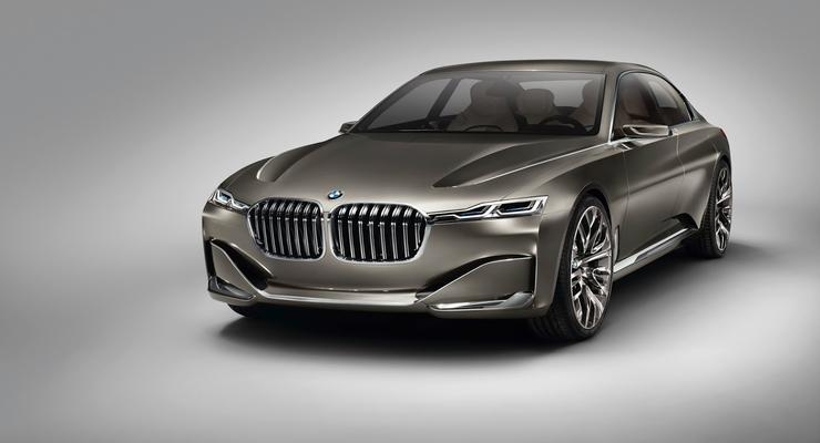 В Сети появилась первая информация о новом BMW 9-й серии