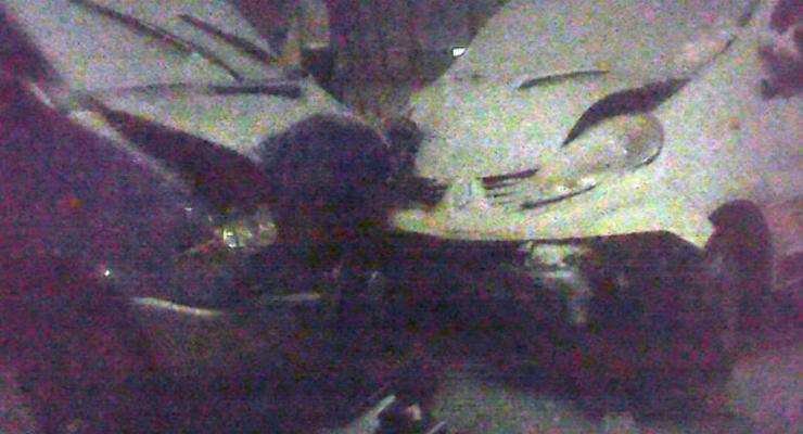 На Винничине поймали мужчину, устроившего аварию на угнанном Мерседесе