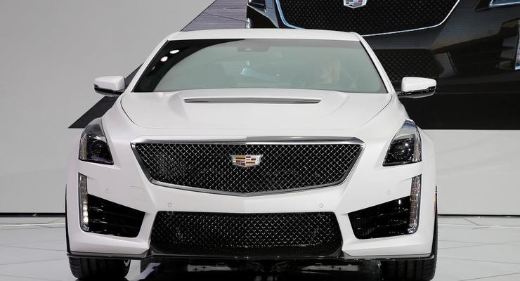 Назло экономии: Презентован самый быстрый Cadillac в истории