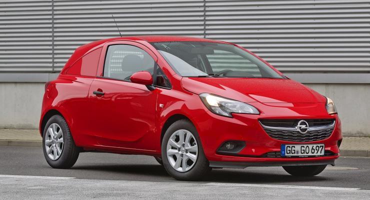 Opel рассказал подробности о новинке Corsavan