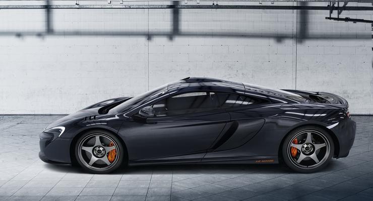 Рассекречена лимитированная модель McLaren 650S Le Mans