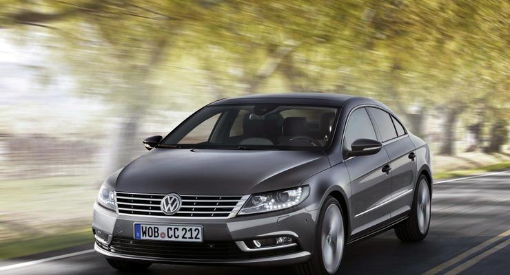 Volkswagen анонсировал создание нового Passat CC