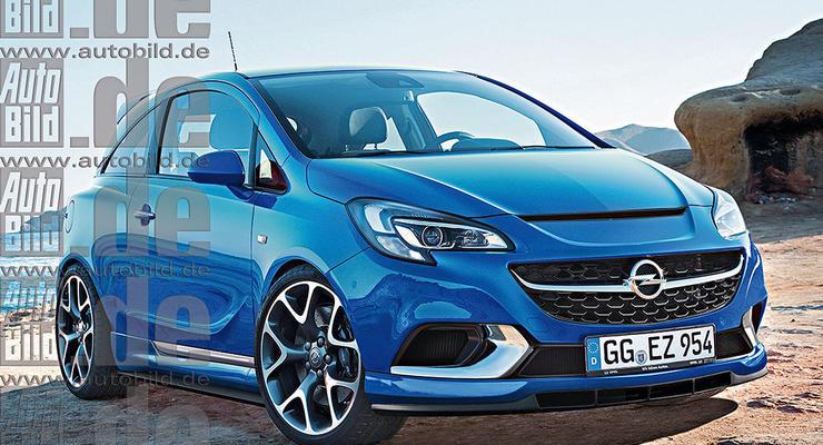 Opel анонсировал выпуск новых кроссоверов (фото)