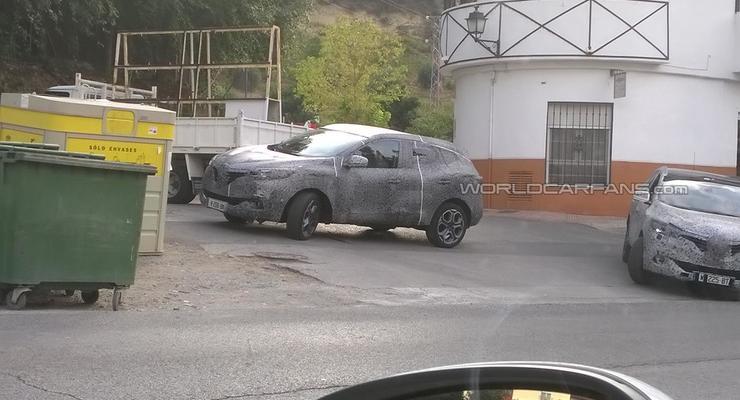 Компания Renault рассекретила название новой модели