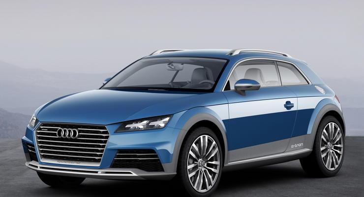 Фиат отказался поделиться с Audi названием модели
