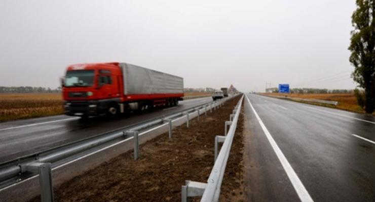 На реконструкцию дороги Киев-Харьков нашли сотни миллионов долларов
