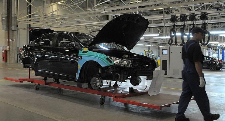 Завод General Motors в России закрылся из-за падения продаж