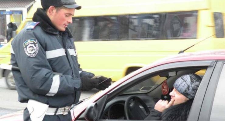 """Работники ГАИ подняли """"бунт"""" против увольнений"""