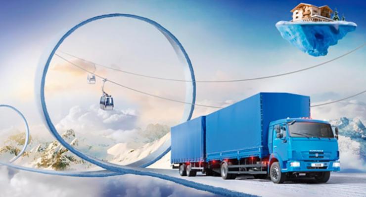 КамАЗ решил создавать беспилотный грузовик