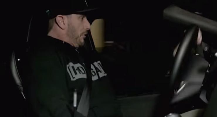 Кен Блок показал возможности нового Ford Focus RS (видео)