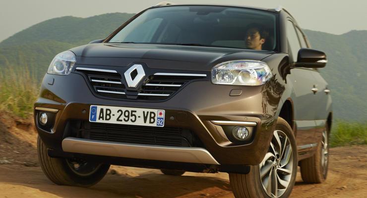 Новый Koleos компания Renault сделает пятиметровым