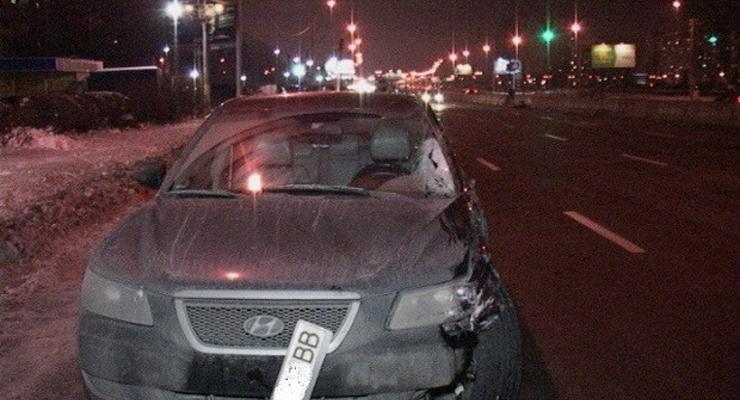 На Троещине водитель насмерть сбил женщину на переходе