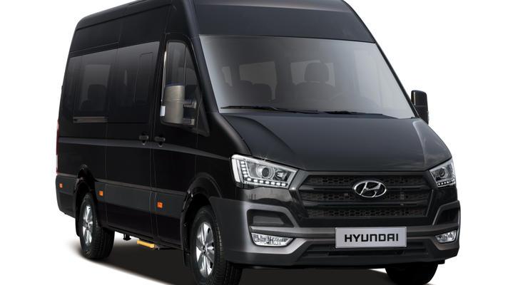 Hyundai выводит на мировой рынок конкурента Ford Transit