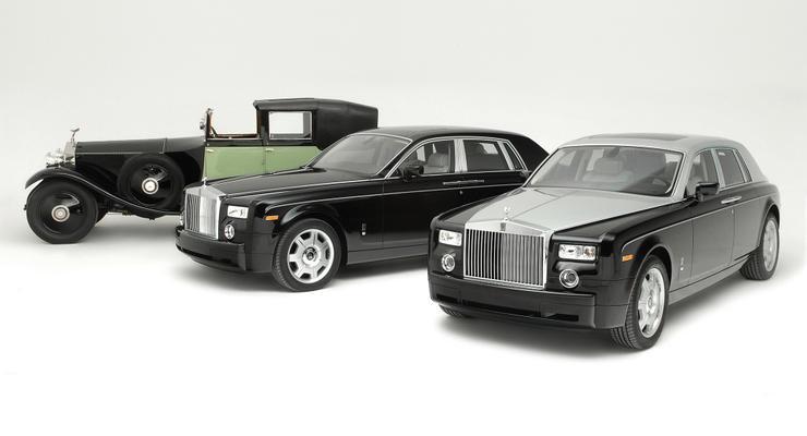 Компания Rolls-Royce сообщила о разработке внедорожника