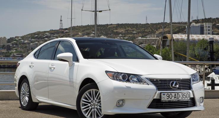 В США Lexus назвали самым надежным автомобилем