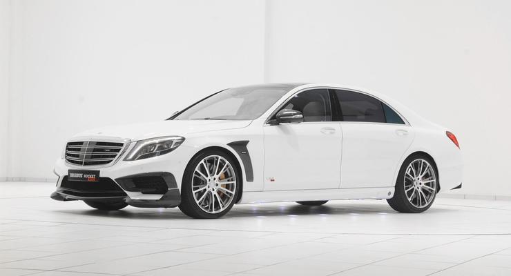Brabus представил 900-сильный Mercedes (фото)