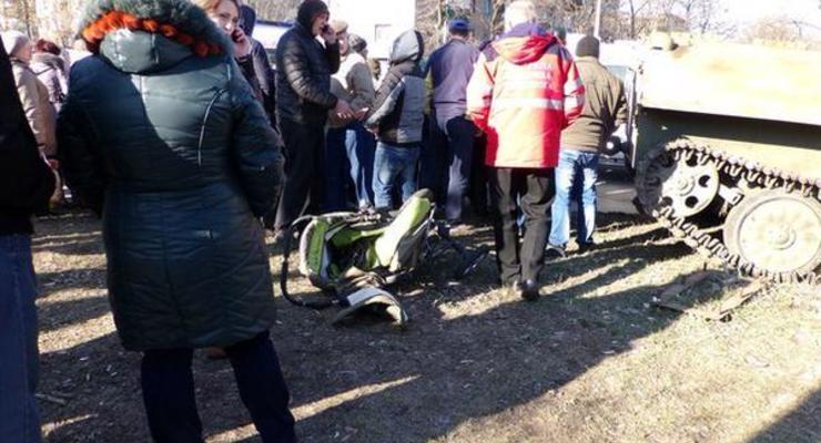 Минобороны: Военнослужащие, виновные в ДТП в Константиновке, понесут суровую ответственность