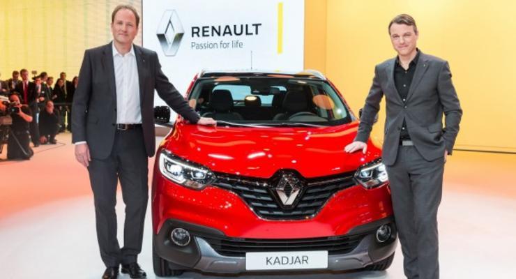 В Renault анонсировали семиместный кроссовер к 2017 году