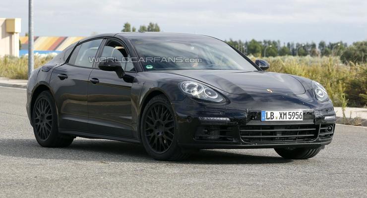 В Porsche назвали время выхода нового поколения Panamera