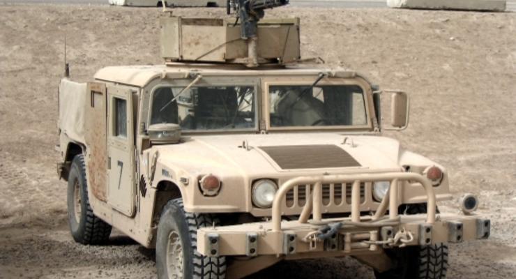 Украинские военные рассказали об особенностях Hummer