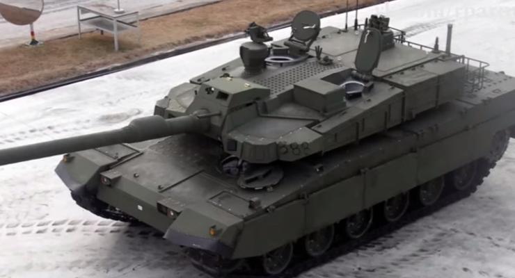 """Террорист рассказал об ужасном """"секретном"""" танке бойцов АТО (видео)"""