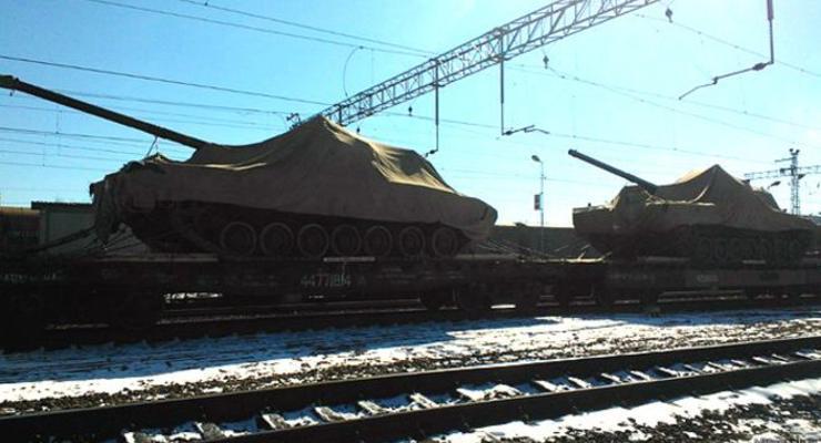 В сети рассекретили новый российский танк
