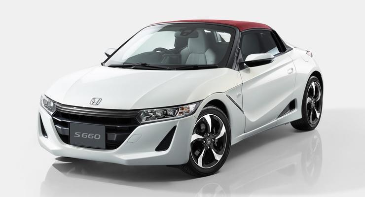 Honda представила новый компактный родстер (фото)