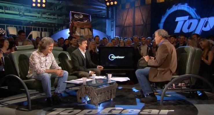 BBC начала демонтаж студии Top Gear