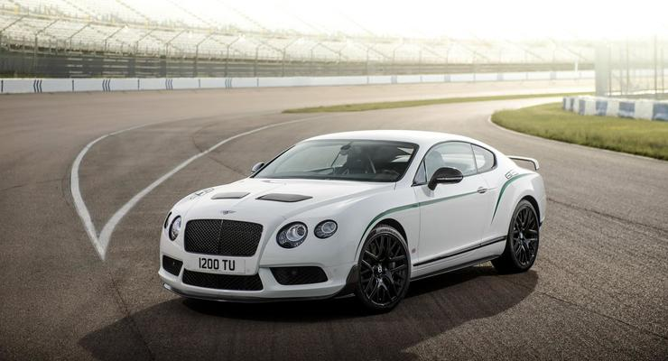 Компания Bentley анонсировала экстремальный спорткар
