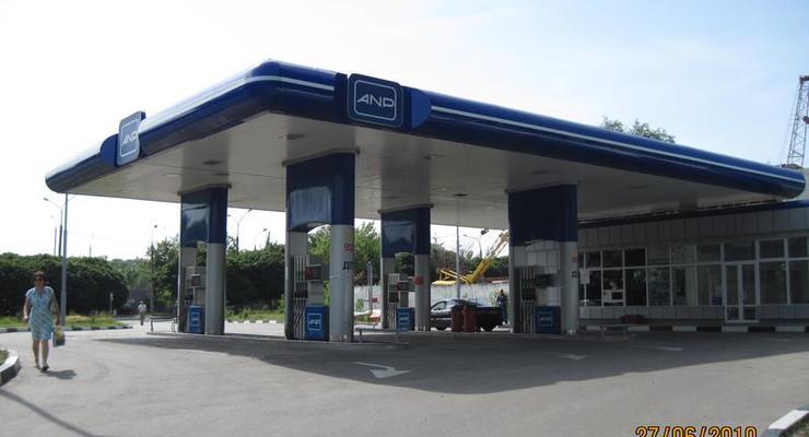 На АЗС сети Приват снизились цены на дизтопливо