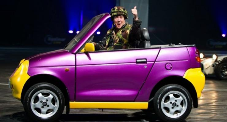 В США опубликовали видео драки Кларксона с продюсером Top Gear