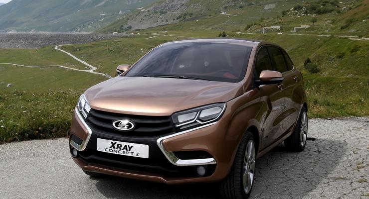 На российском АвтоВАЗе не смогли собрать новую Lada XRAY