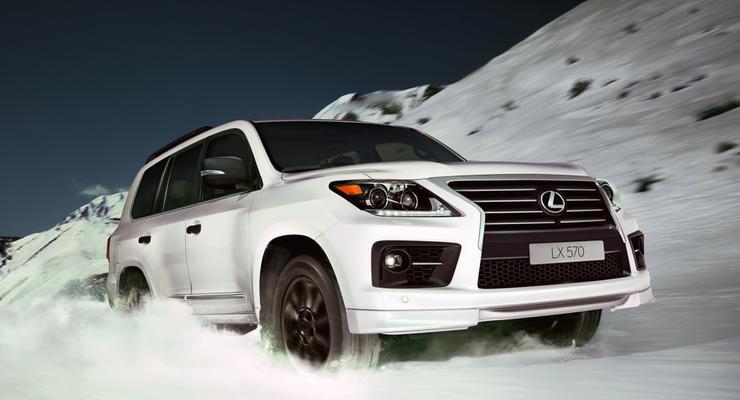 Lexus готовится снять с производства внедорожники GX и LX