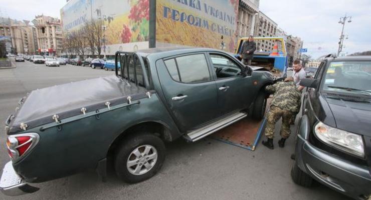 """Сын Порошенко рассказал подробности ДТП с бойцами """"Азова"""""""