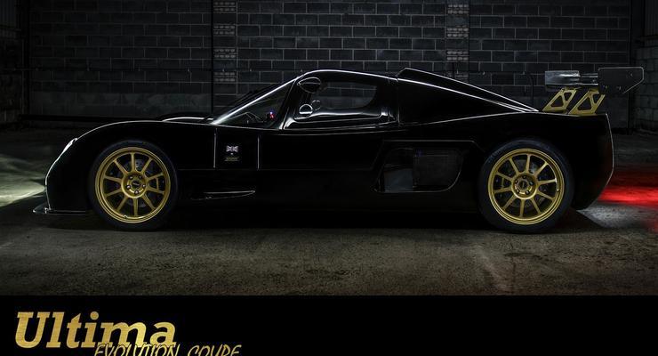 В Великобритании создали 1020-сильный спорткар (фото)