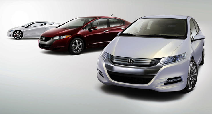 Автомобили Honda назвали самыми надежными