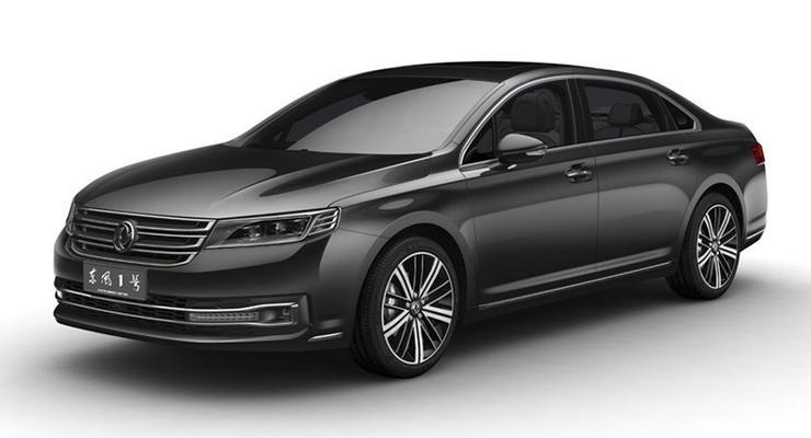 """Китайцы создали """"помесь"""" Audi и Volkswagen"""