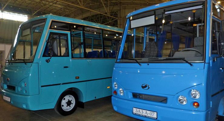 В Мелитополе начали выпускать автобусы
