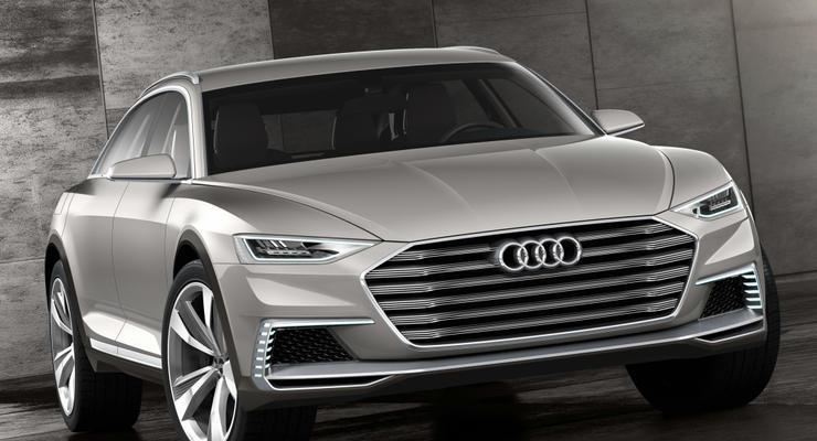 """Audi выпустит """"сексуальный"""" электрический кроссовер Q6"""