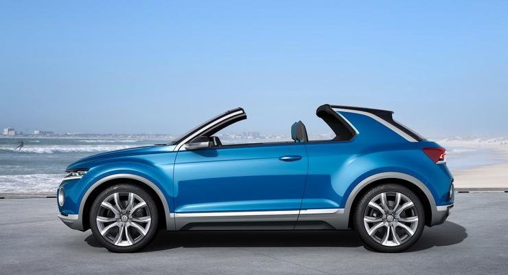 Компания Volkswagen анонсировала новый Golf в кузове тарга