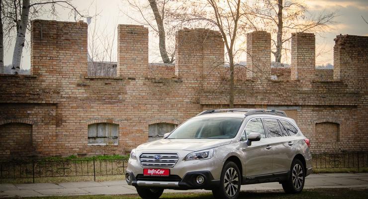 Тест-драйв пятого поколения Subaru Outback (видео)
