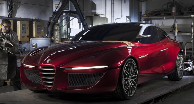 Летом Alfa Romeo покажет новый седан