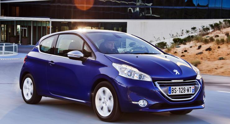 Хэтчбек Peugeot установил рекорд экономичности