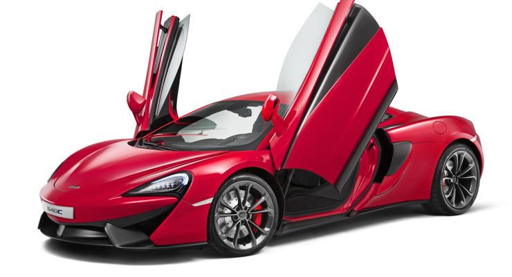McLaren отказался от идеи выпуска массового спорткара