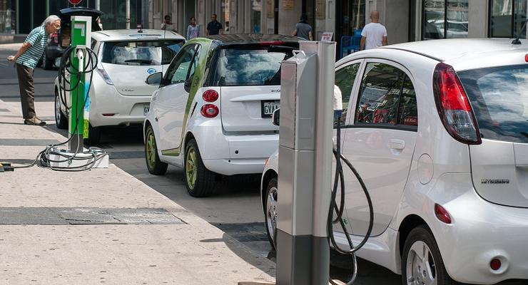В комитете Рады поддержали введение льгот для электромобилей