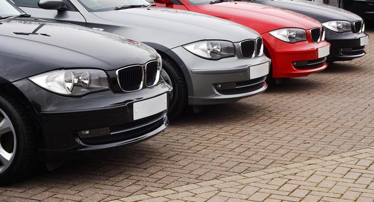 В Украине резко вырос спрос на подержанные легковые авто