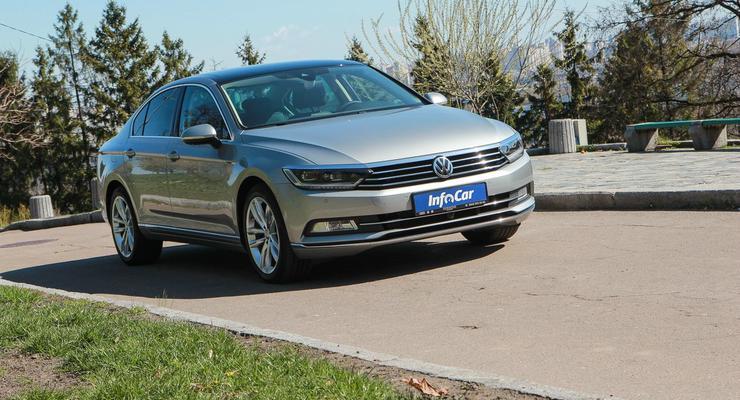 Восьмое поколение: Тест-драйв Volkswagen Passat (видео)