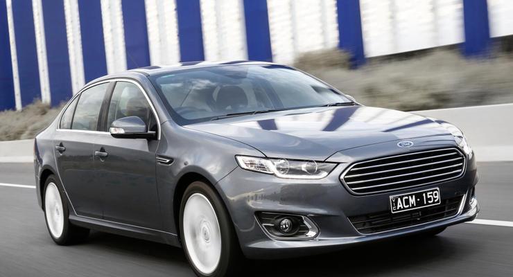 Ford отказывается от модели Falcon