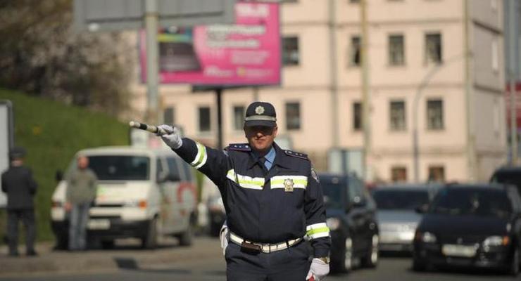 В центре Киева 9 мая ограничат движение транспорта